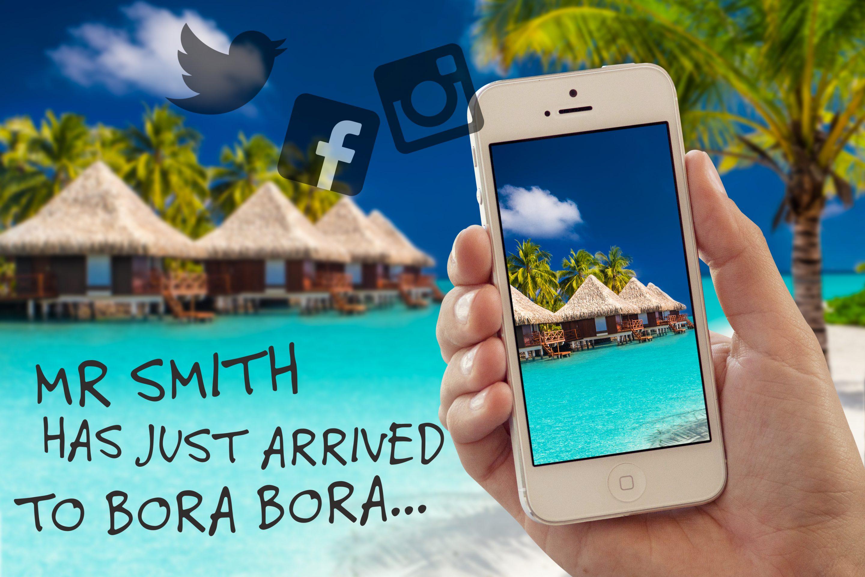 I-phone-bora-bora